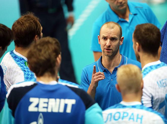 Алексей Вербов попробовал себя в роли главного тренера казанского «Зенита»