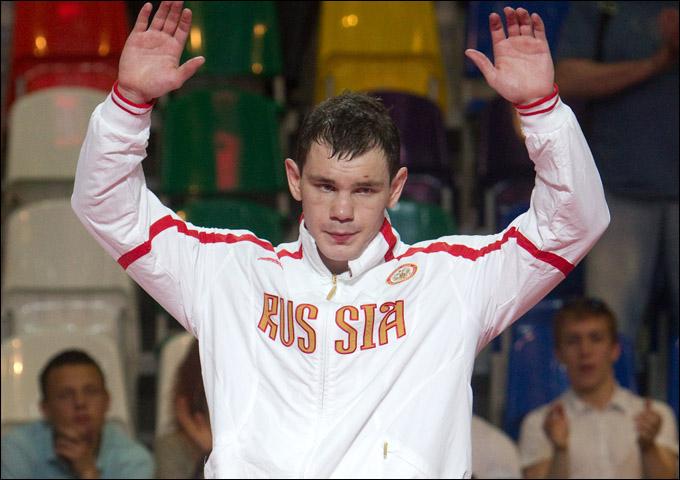 Чемпион мира и Европы Егор Мехонцев готовится взять олимпийскую вершину