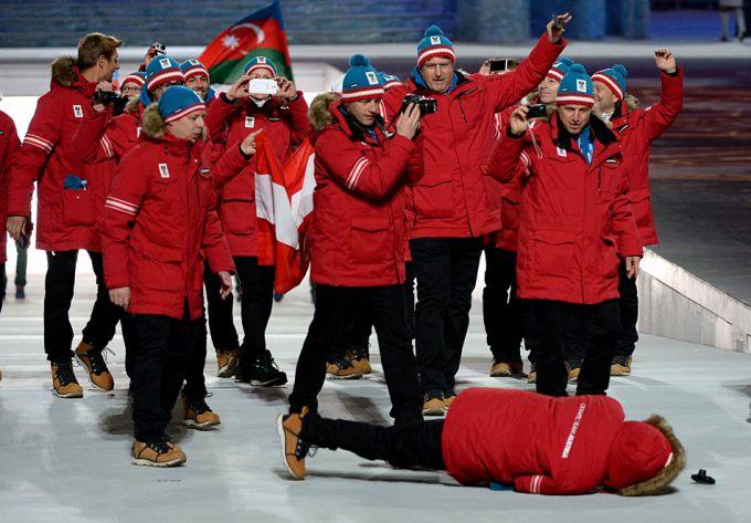 Горячий финн прославил Австрию.
