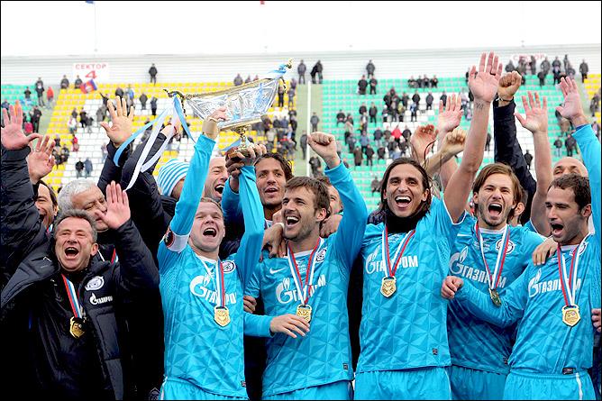 """""""Зенит"""" — победитель Суперкубка России-2011"""