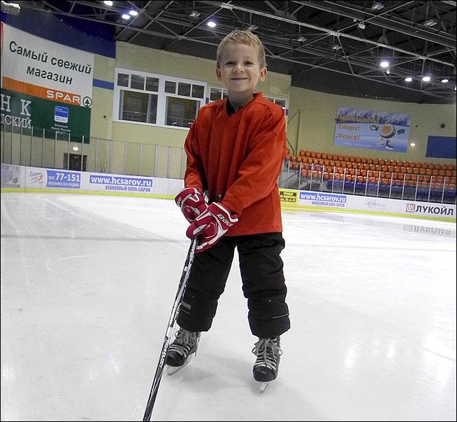 Довгань-младший, Илья – надеемся, будущее нашего хоккея