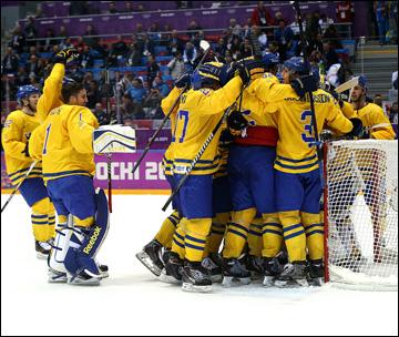 Хватит ли у шведов прочности на финал?