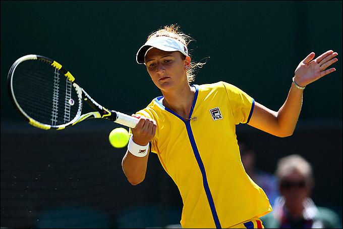 Ирина Бегу продолжает удивлять теннисный мир своими успехами.