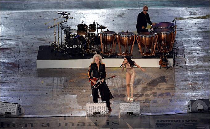 """Брайан Мэй, Роджер Тейлор… Или просто — """"Queen"""""""