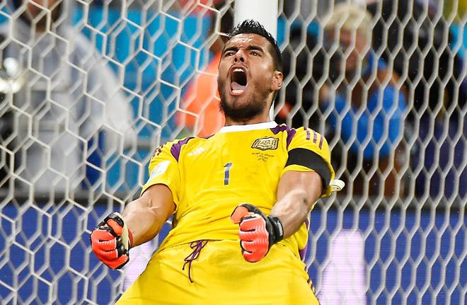 Серхио Ромеро