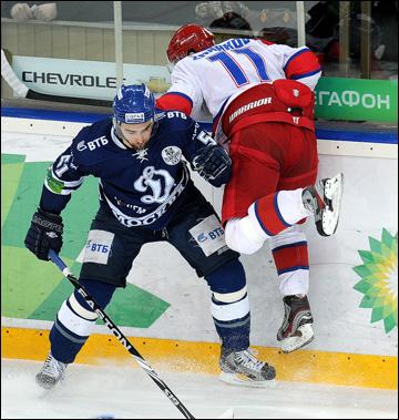 Владимир Жарков (справа) против Доминика Граняка