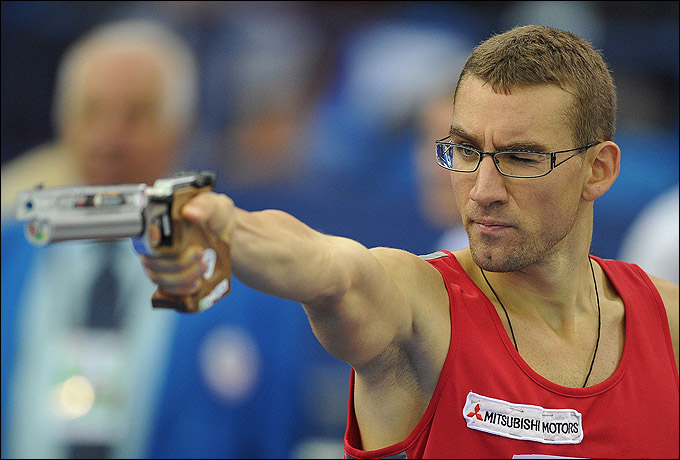 Венгр Адам Мароши также нацеливается на олимпийское золото
