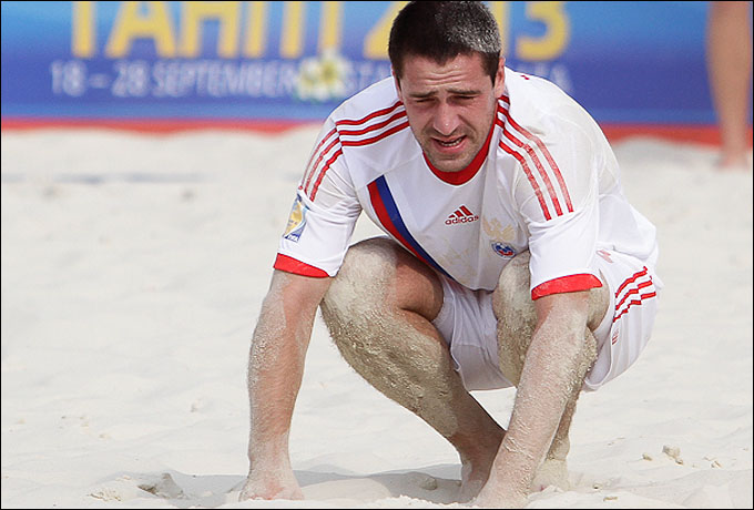 В финале фортуна окончательно отвернулась от Дмитрия Шишина