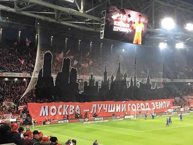 РФПЛ уверена вобеспечении нужного уровня безопасности наматче «Спартак»
