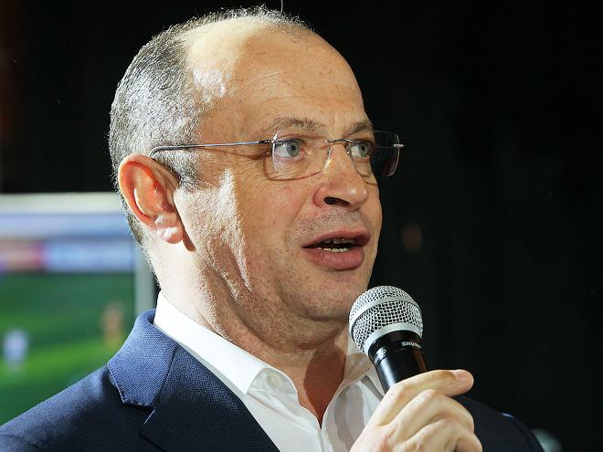 Сергей Прядкин резко высказался о руководстве РФС