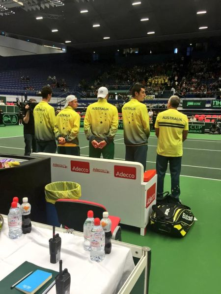 Источник — @TennisAustralia