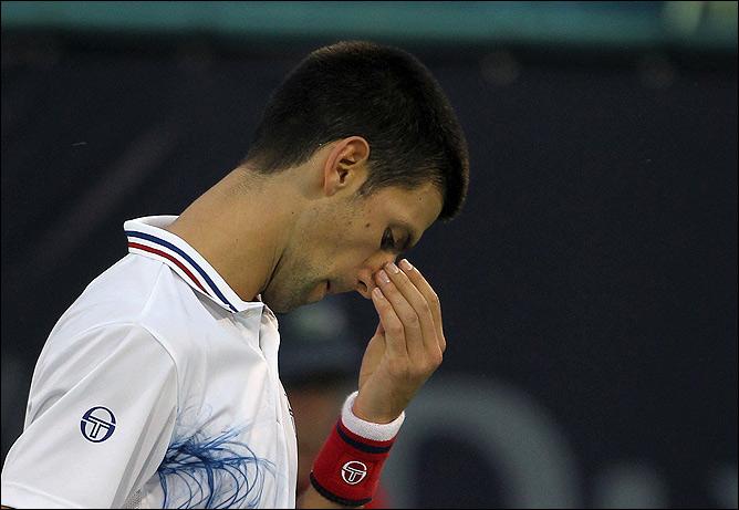 Джокович проиграл Маррею в полуфинале Дубая