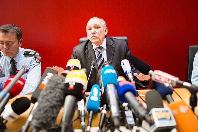 Пресс-конференция жандармерии