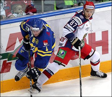 Стаффан Кронвалль в сборной Швеции
