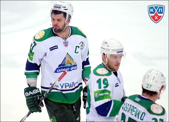 В Уфе теперь Радулова увидят лишь раз в сезоне