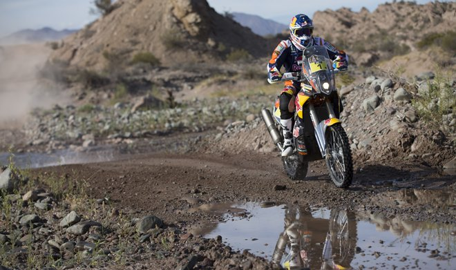 Пилот Red Bull KTM Factory Team Марк Кома