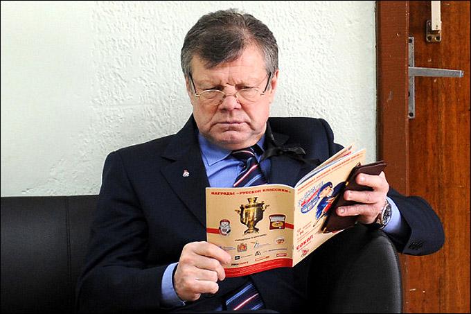 """Петр Ильич """"наше всё"""" Воробьев"""