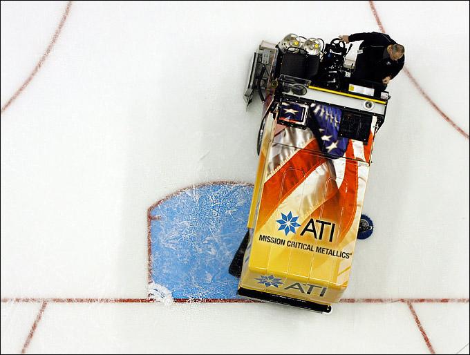 Качество льда на аренах КХЛ станет лучше
