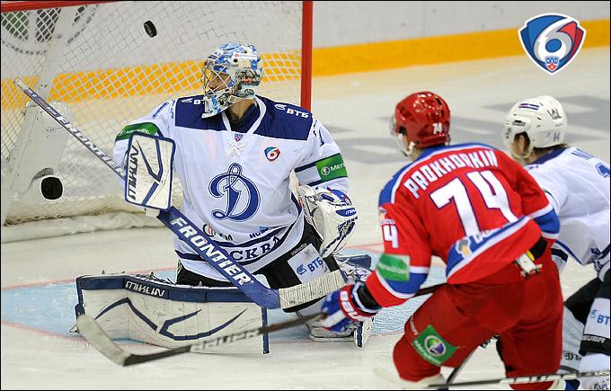 Кто сейчас сильнейший голкипер КХЛ? Ерёменко