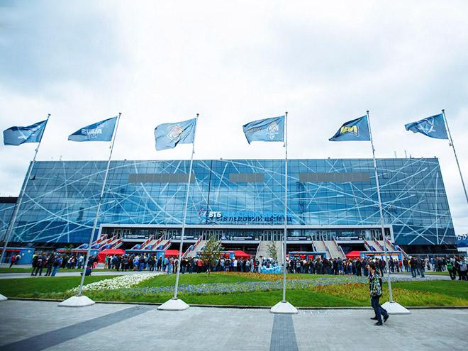 Место проведения турнира в преддверии финалов ЛКЛ