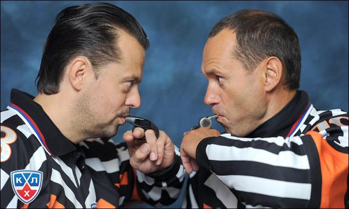 Владислав Буланов и Анатолий Захаров