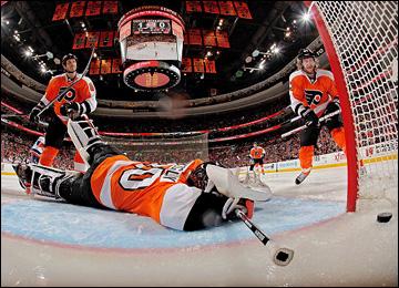 "Итоги сезона НХЛ. ""Филадельфия Флайерз"""