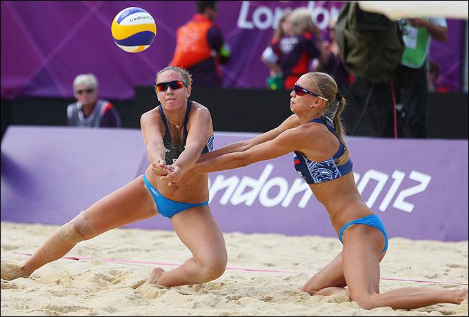 Васина и Возакова — наши главные надежды в будущем пляжном олимпийском цикле
