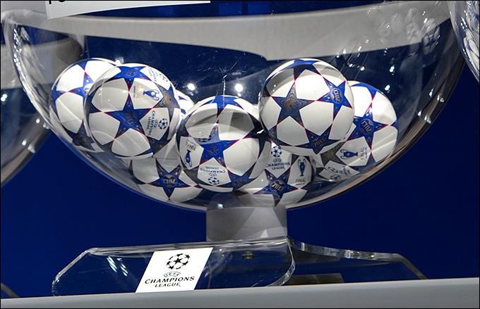 Онлайн-трансляция жеребьёвок Лиги Чемпионов и Лиги Европы