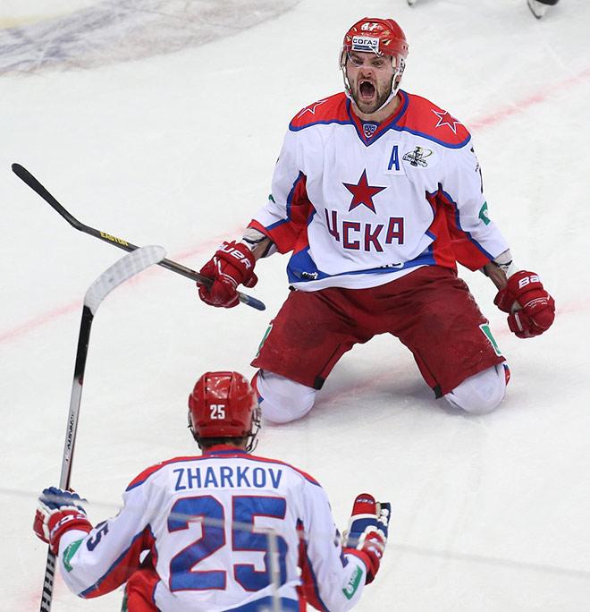 Александр Радулов признан MVP сезона в КХЛ