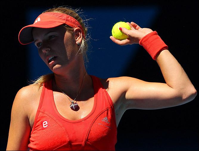 Каролина Возняцки и желанный титул не завоевала, и лидерство потеряла.