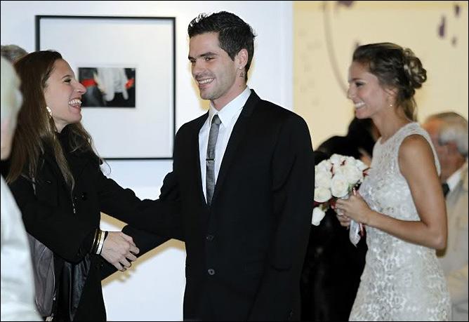 Хисела Дулько теперь замужем за Фернандо Гаго