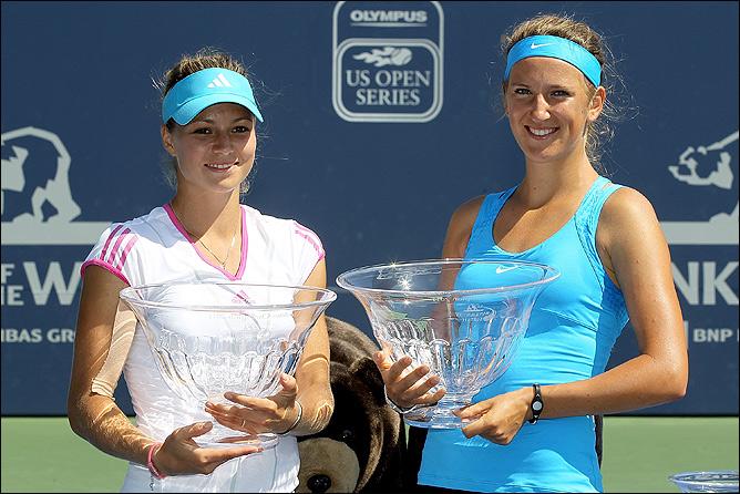 Кириленко завоевала десятый титул в паре