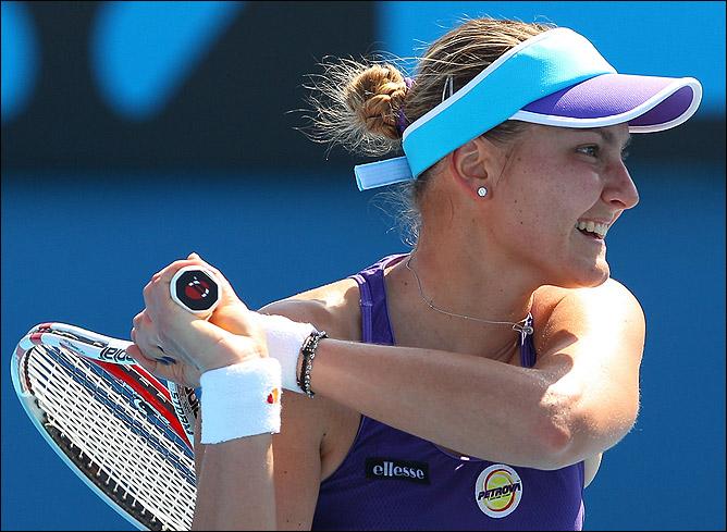 Надежда стала 12-й теннисисткой топ-100 с десятком титулов
