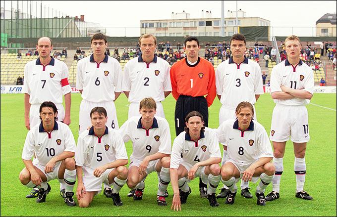 Эта сборная России в итоге попадёт на чемпионат мира-2002