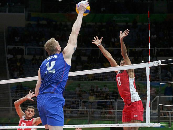 Олимпиада-2016. Волейбол. Сборная России