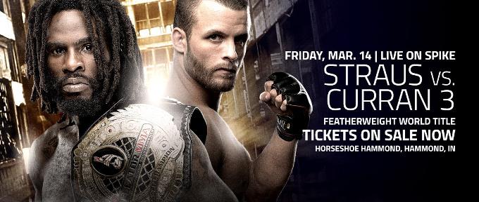 Постер к турниру Bellator 112
