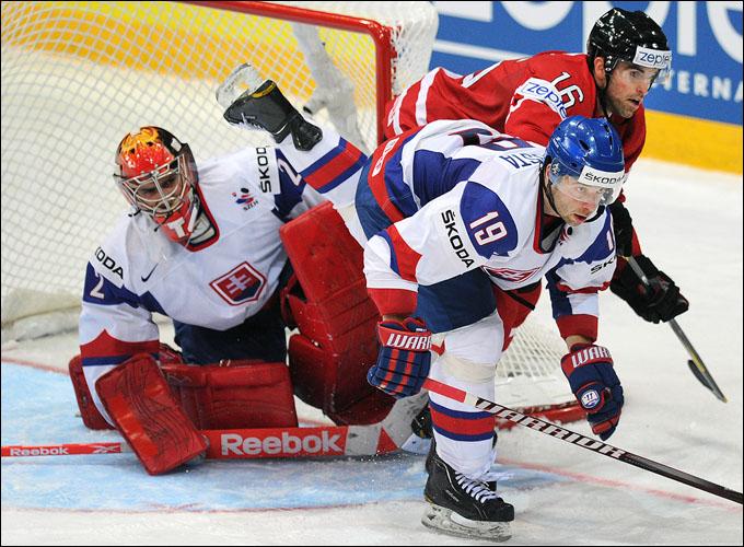 Канада против Словакии