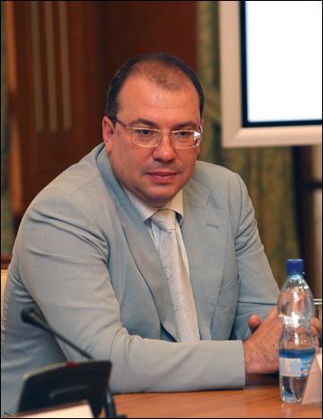"""Генеральный директор """"Кубани"""" Сергей Кораблёв"""