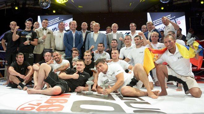 Ежегодный международный турнир по ММА «Плотформа S-70»