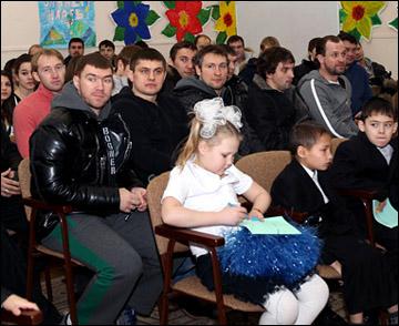 """Игроки """"Салавата Юлаева"""""""