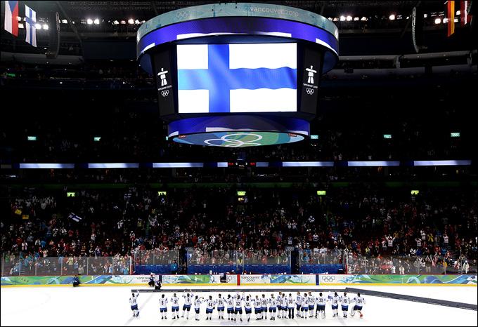 Сборная Финляндии: сделать главный олимпийский шаг