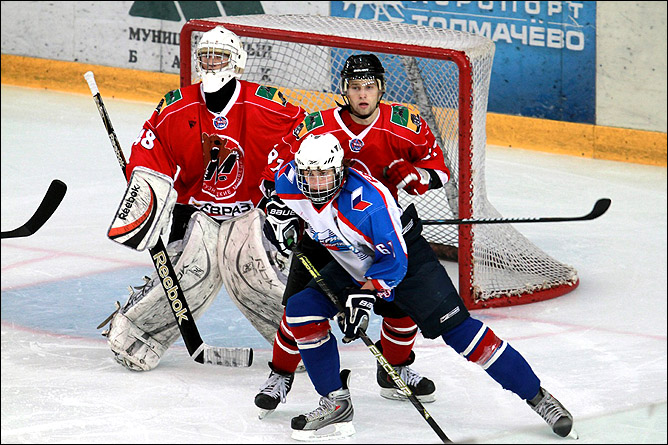 1 августа 2011 года. Новосибирск. Турнир памяти Белосохова. Третий день