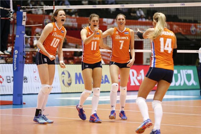 Голландия переиграла Доминикану – 3-0