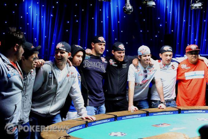 они только что вошли в историю покера