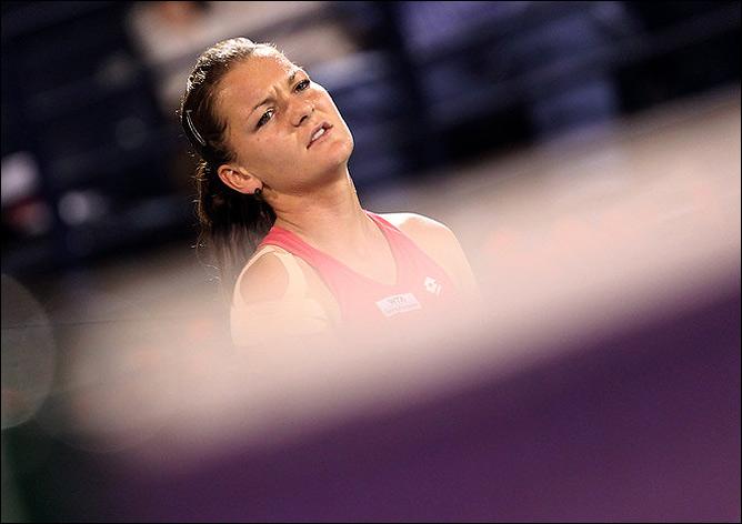 Радваньска и Морита не сыграли четвертьфиналы из-за травм