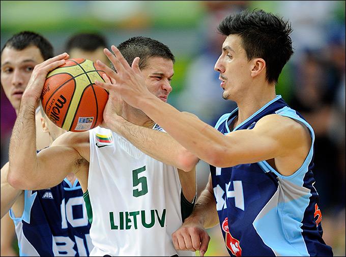 Евробаскет — 2013. Литва — Босния и Герцеговина — 72:78