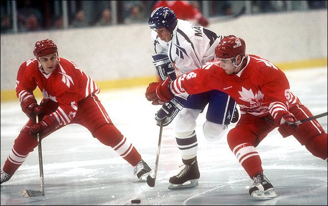 Чемпионат мира 1994 года. Канада – Финляндия