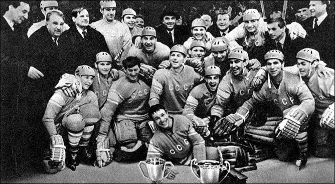 Чемпионы мира 1969 года – сборная СССР