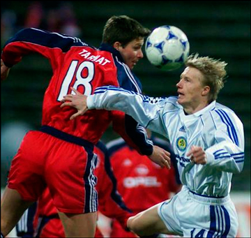 """Бавария"" — ""Динамо"" — 2:1. 07.12.1999"