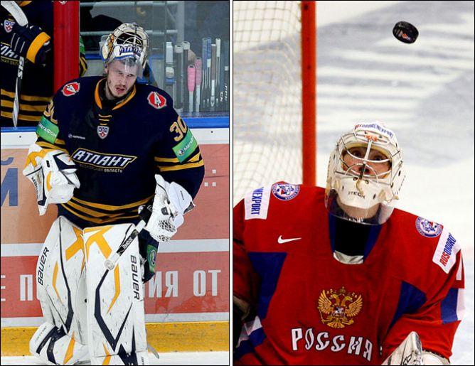 … Константин Барулин или Сергей Бобровский?..